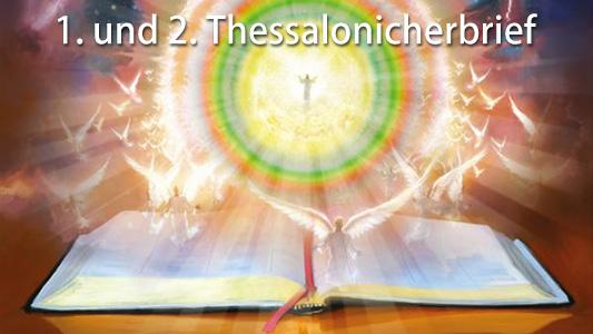 Image of Cannstatt Study Hour 2012 Q3: Die Thessalonicherbriefe