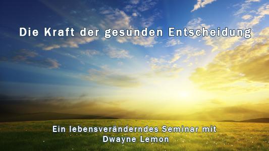 Image of Erweckungswochenende 2012: Re-Formation - Die Kraft der gesunden Entscheidung