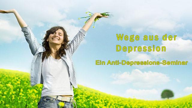 Image of Wege aus der Depression