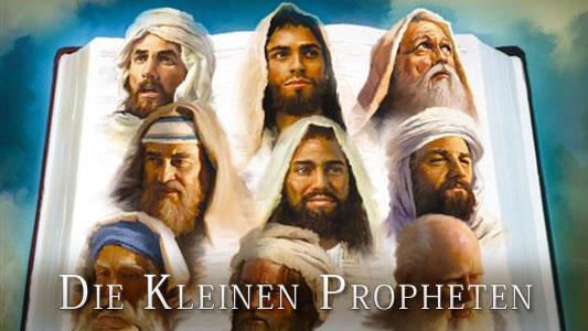 Image of Cannstatt Study Hour 2013 Q2: Die kleinen Propheten