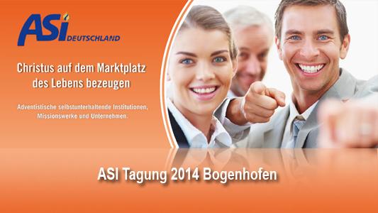 Image of ASI Tagung Bogenhofen