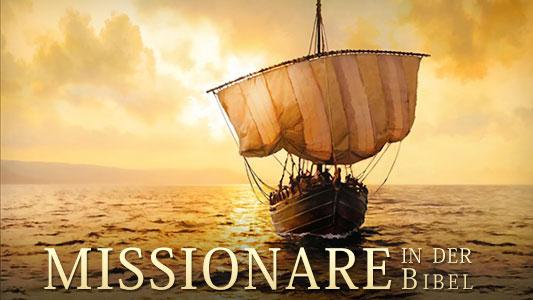 Image of Cannstatt Study Hour 2015 Q3: Missionare in der Bibel