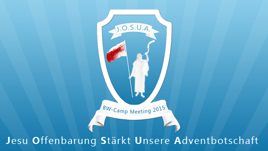 Image of J.O.S.U.A. BW-Camp Meeting 2015: Offenbarung 14,6-14
