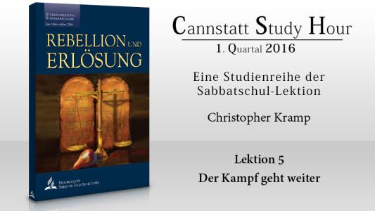 'Auflehnung und Erlösung (CSH 2016/Q1): 5. Der Kampf geht weiter' ansehen