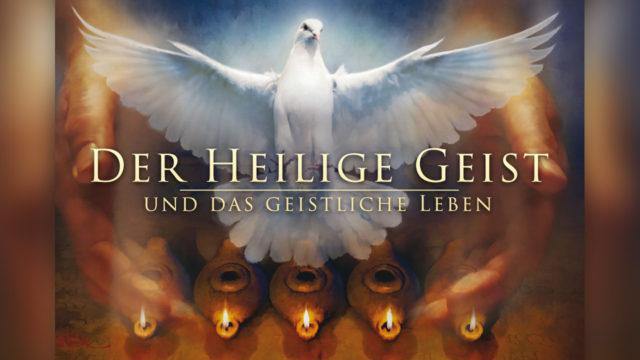 Image of Cannstatt Study Hour 2017 Q1: Der Heilige Geist und das geistliche Leben