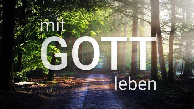 Image of Mit Gott Leben