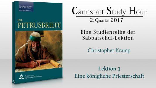 """'""""Weide meine Schafe"""" Erster und zweiter Petrusbrief (CSH 2017 Q2): 3. Eine königliche Priesterschaft' ansehen"""