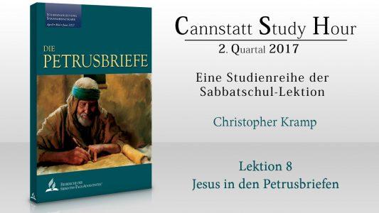 """'""""Weide meine Schafe"""" Erster und zweiter Petrusbrief (CSH 2017 Q2): 8. Jesus in den Petrusbriefen' ansehen"""