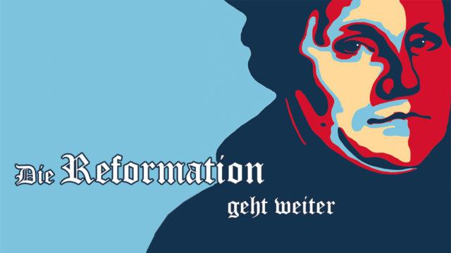 Image of Erweckungswochenende 2017: Die Reformation geht weiter