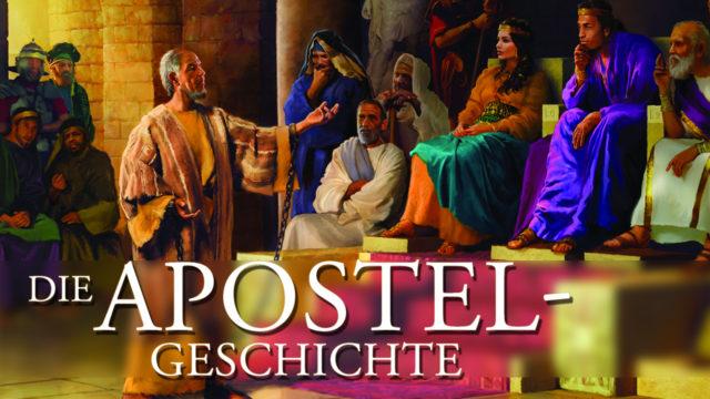 Image of Cannstatt Study Hour 2018 Q3: Die Apostelgeschichte
