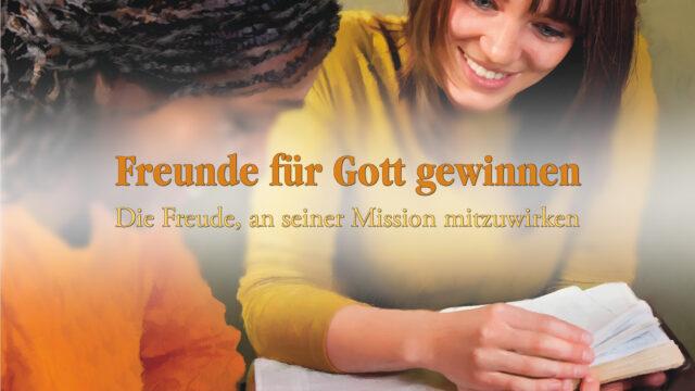 Image of Cannstatt Study Hour 2020 Q3: Freunde für Gott gewinnen
