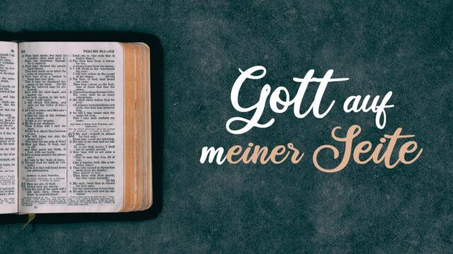 Image of Gott auf (m)einer Seite